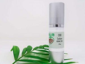 CBD lotion